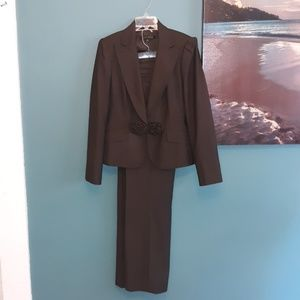 Pantsuit by Anne Klein - Brown